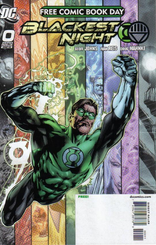 Blackest Night Vol 1 0