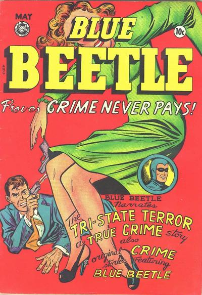 Blue Beetle Vol 1 56