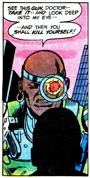 Bushmaster (Earth-One)