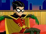 Damian Wayne (Harley Quinn TV Series)