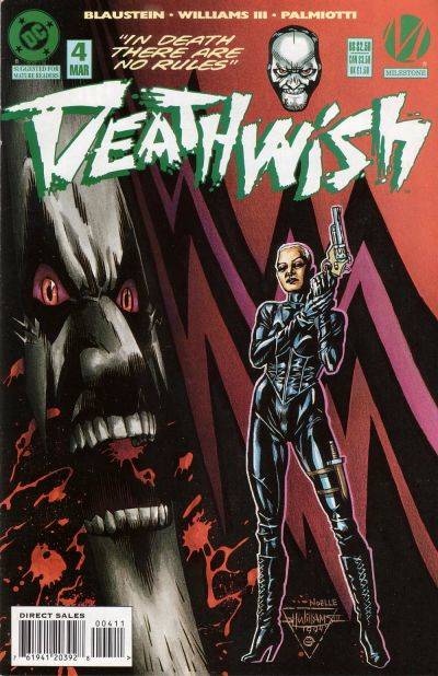 Deathwish Vol 1 4