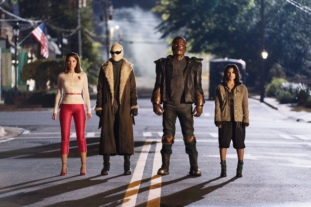 Doom Patrol (TV Series) Episode: Pilot
