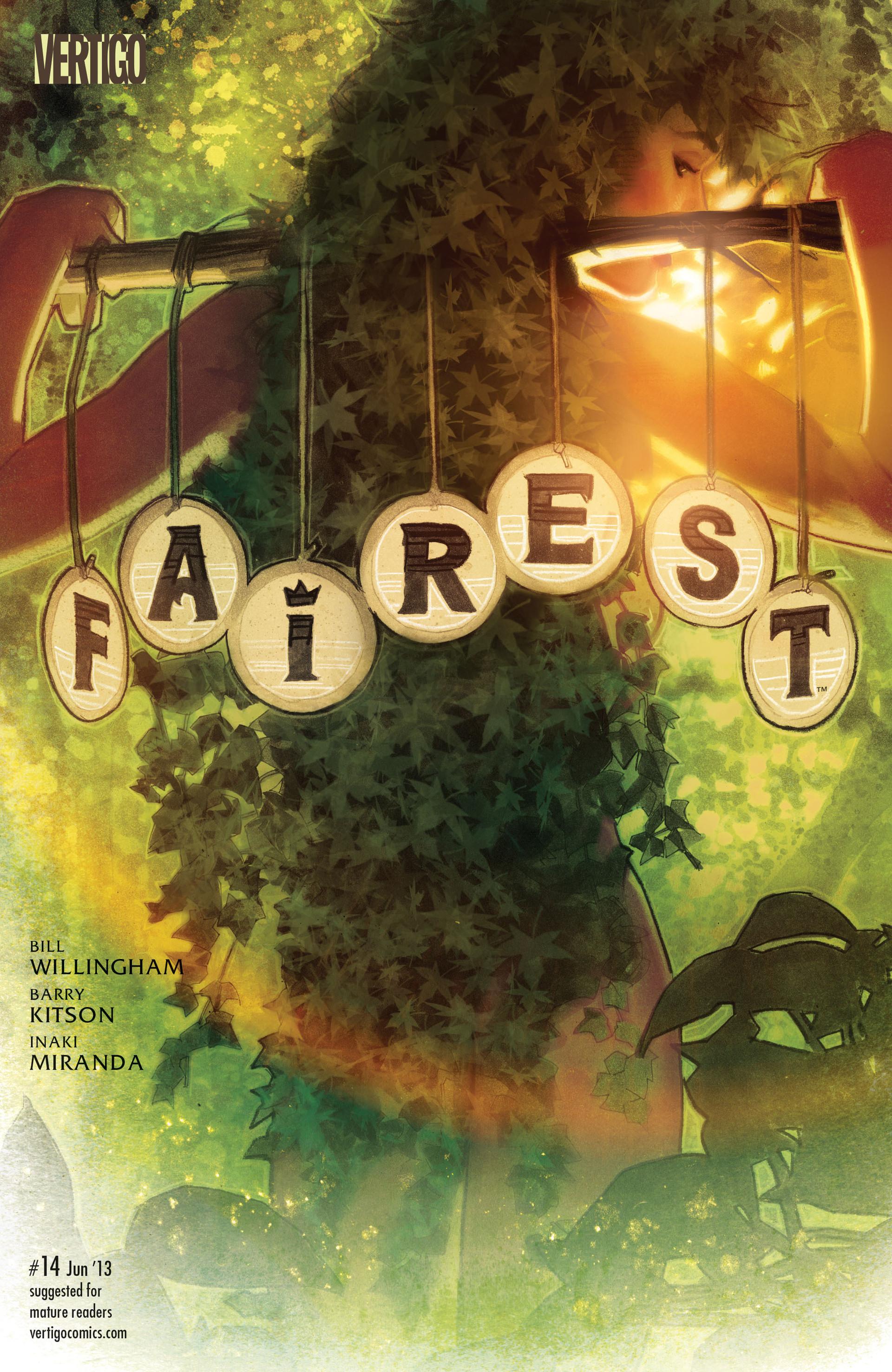 Fairest Vol 1 14