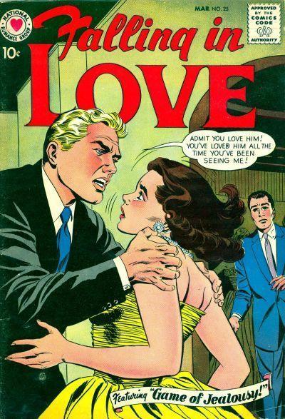 Falling in Love Vol 1 25