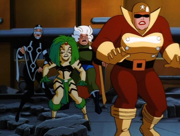 Female Furies (DCAU)