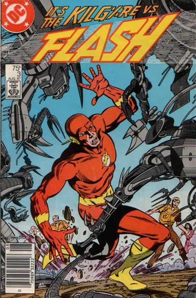 The Flash Vol 2 3