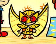 Golden Eagle Tiny Titans 01