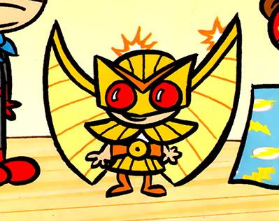 Ch'al Andar (Tiny Titans)