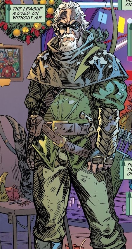 Oliver Queen (The Birds of Christmas Past, Present and Future)