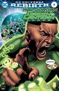 Hal Jordan and the Green Lantern Corps Vol 1 5