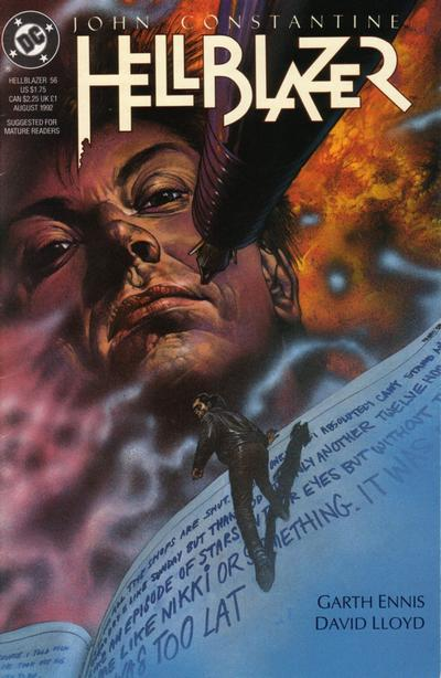 Hellblazer Vol 1 56