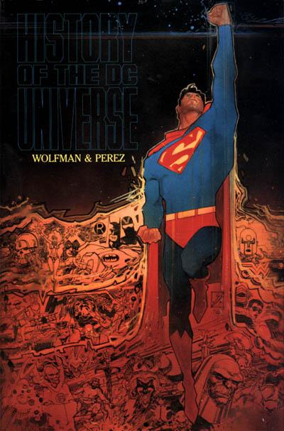 History of the DC Universe (Collected)