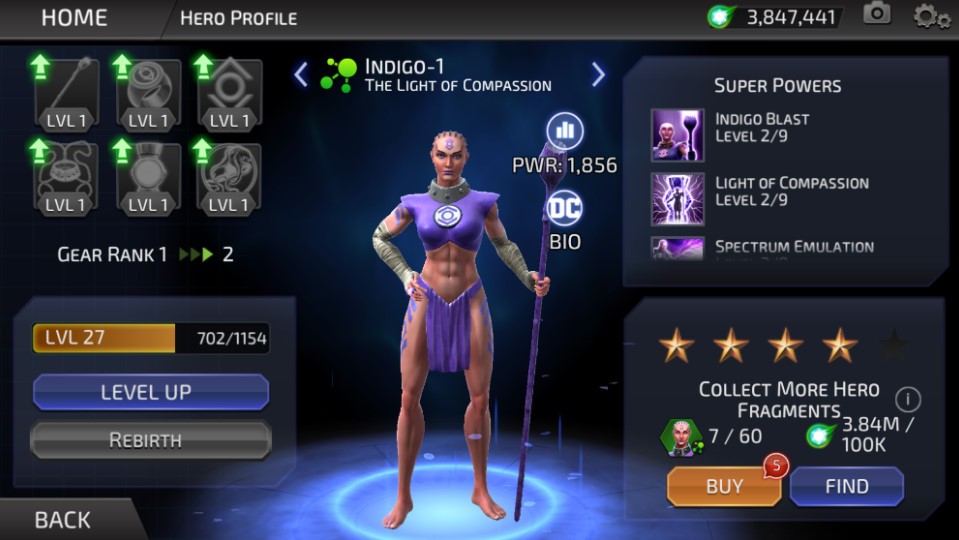 Iroque (DC Legends)