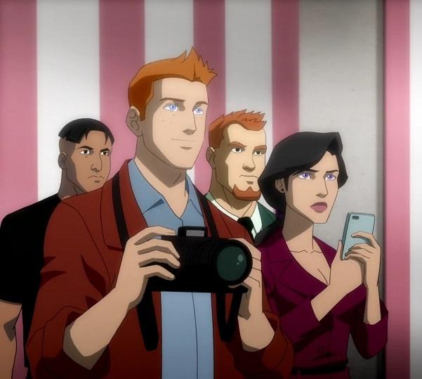 James Olsen (DC Animated Movie Universe)