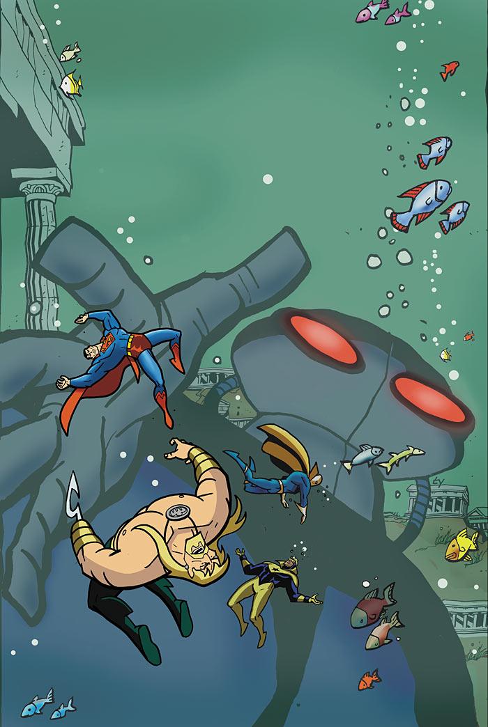 Justice League Unlimited Vol 1 26