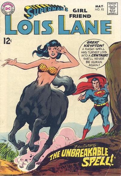 Superman's Girl Friend, Lois Lane Vol 1 92