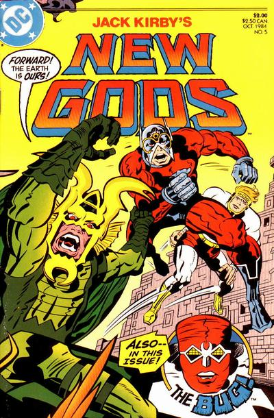 New Gods Vol 2 5