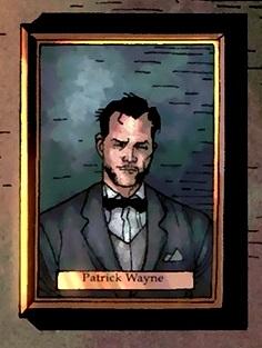 Patrick Wayne (New Earth)
