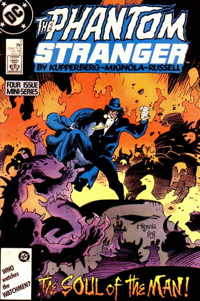 The Phantom Stranger Vol 3 2
