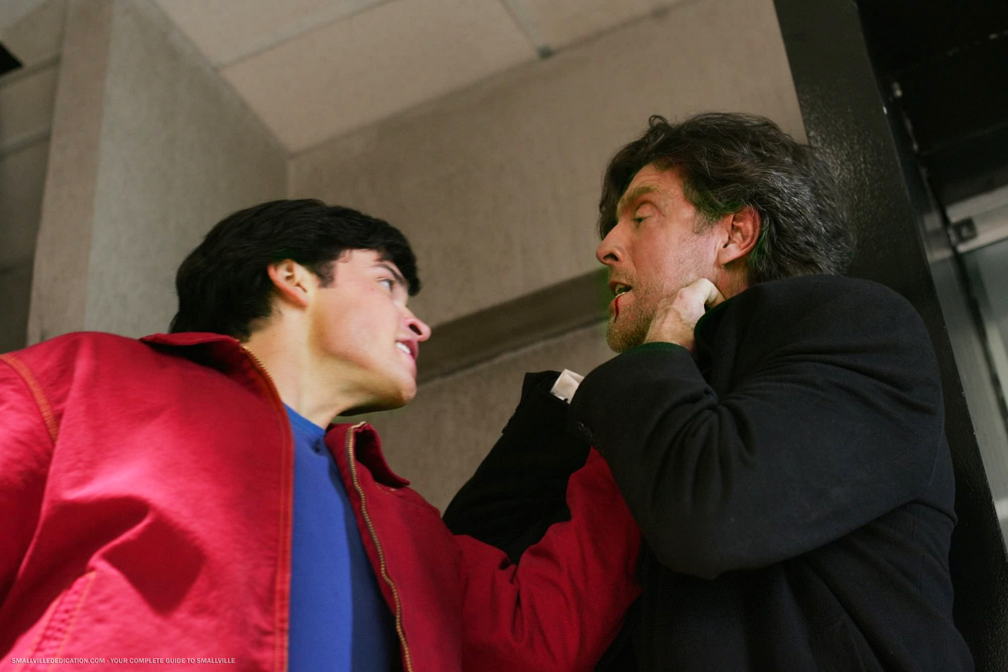 Smallville (TV Series) Episode: Phantom