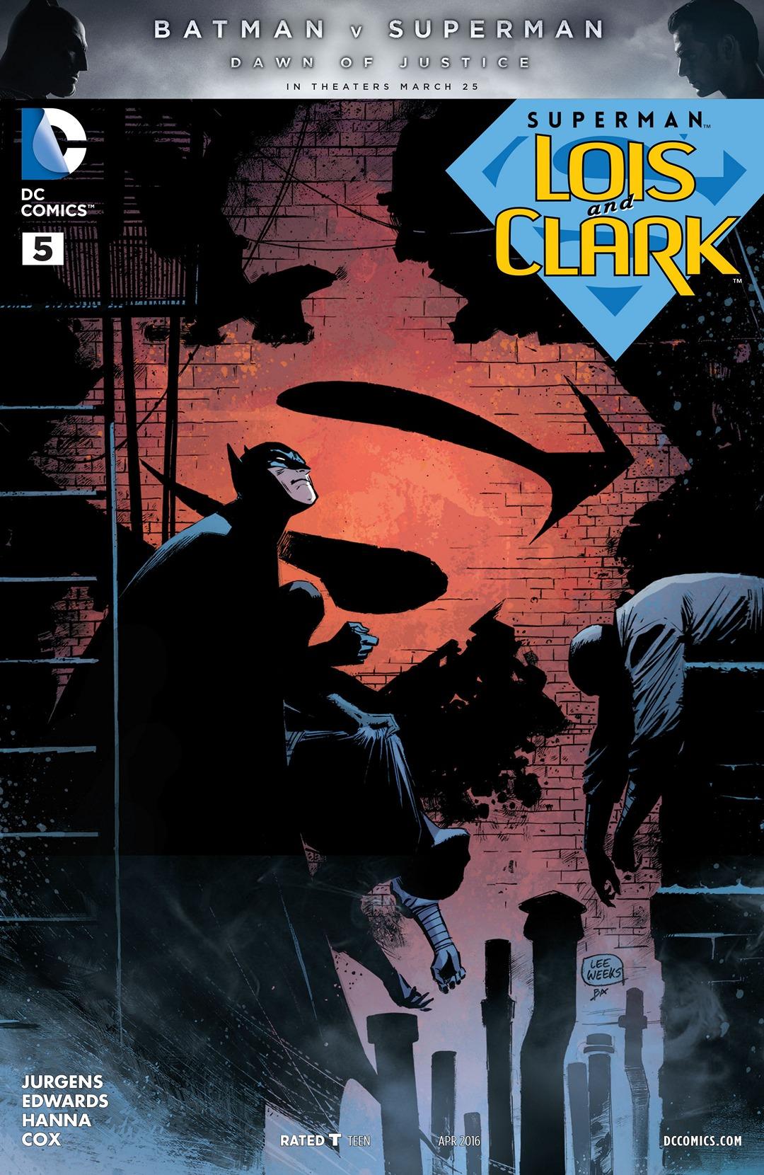 Superman: Lois and Clark Vol 1 5