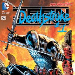 Teen Titans Vol 4 23.2: Deathstroke