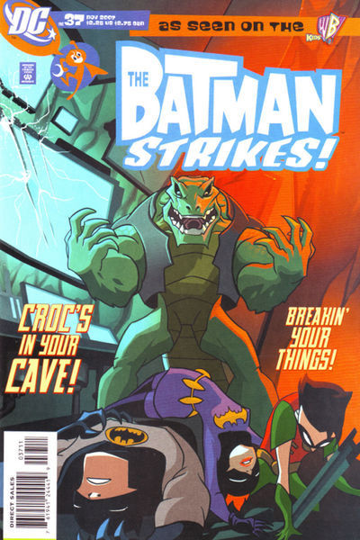The Batman Strikes! Vol 1 37