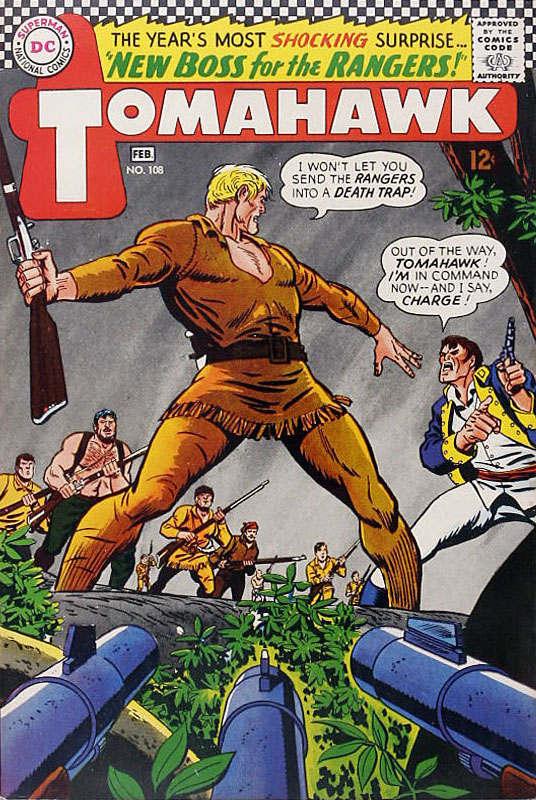Tomahawk Vol 1 108