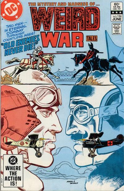 Weird War Tales Vol 1 124