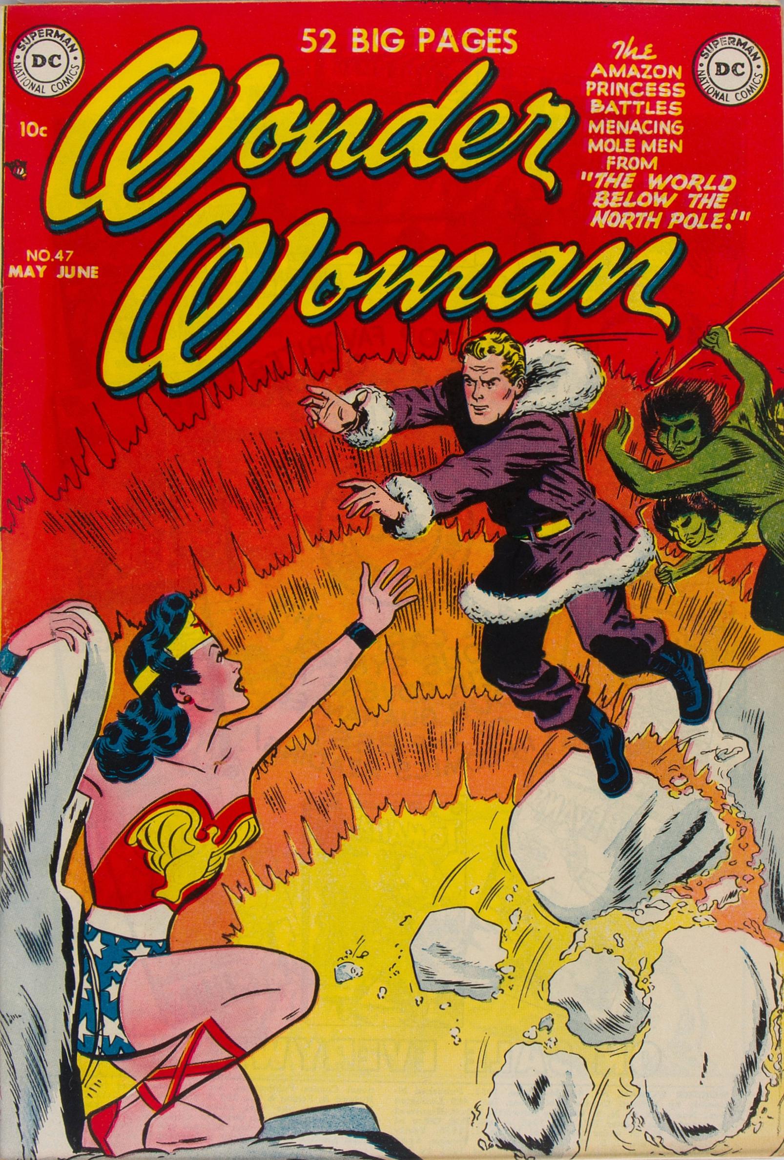 Wonder Woman Vol 1 47