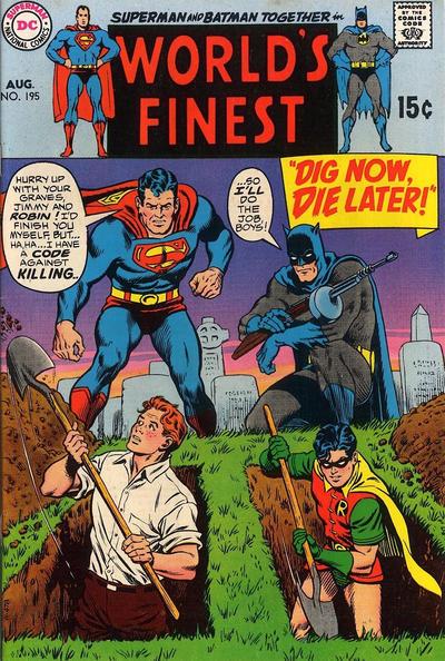 World's Finest Vol 1 195