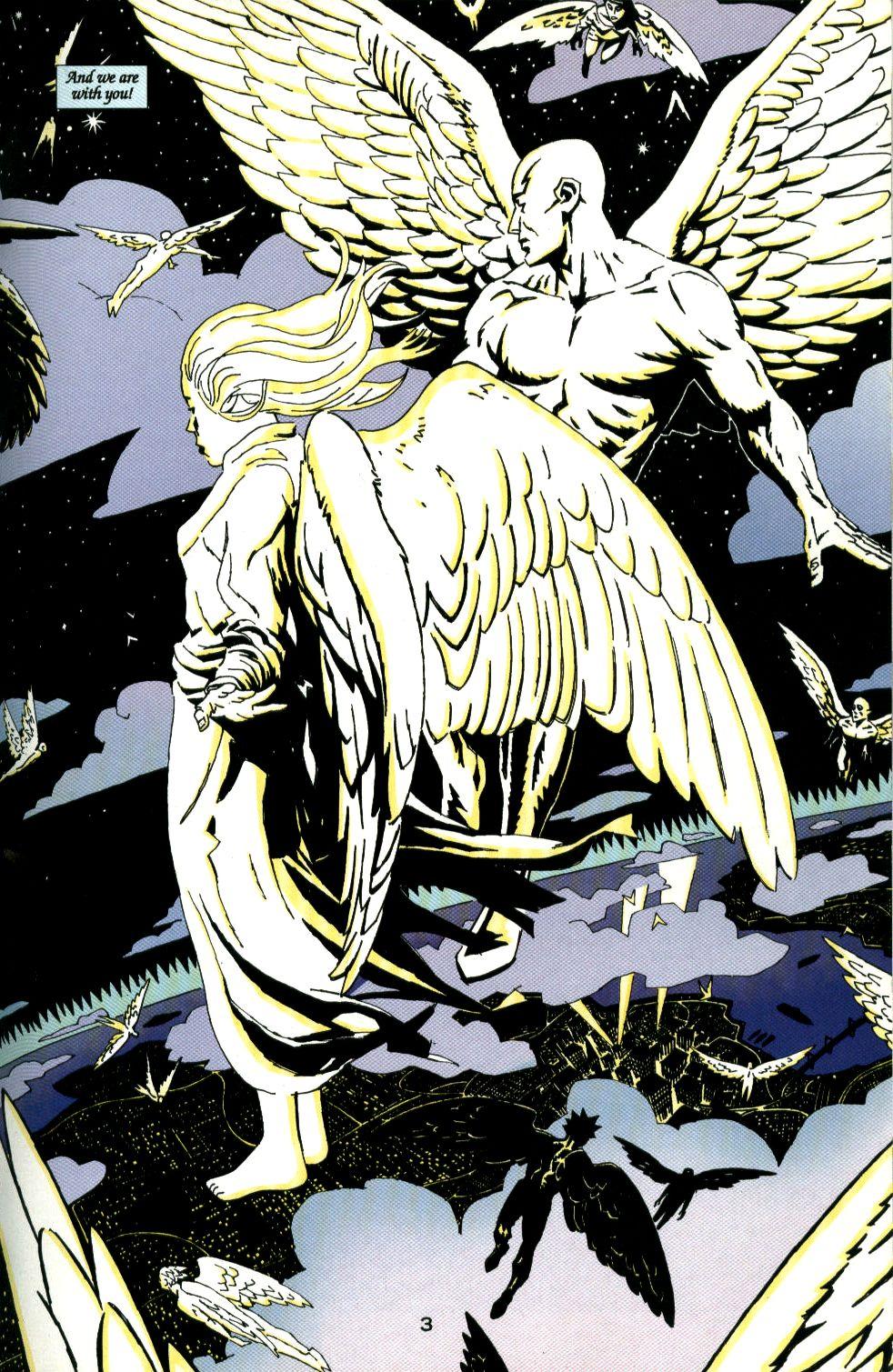 Zauriel (Wings)