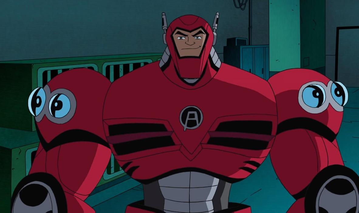 Adonis (Teen Titans TV Series)