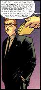 Agent Olsen Red Son 01