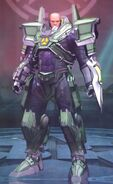 Alexander Luthor DC Unchained 0001