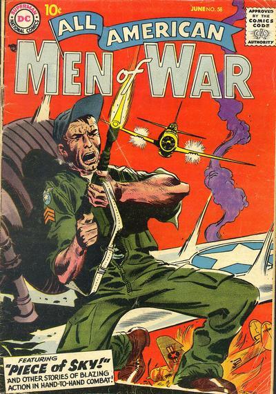 All-American Men of War Vol 1 58