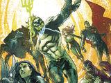 Aquaman/Justice League: Drowned Earth Vol 1 1
