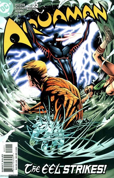 Aquaman Vol 6 22