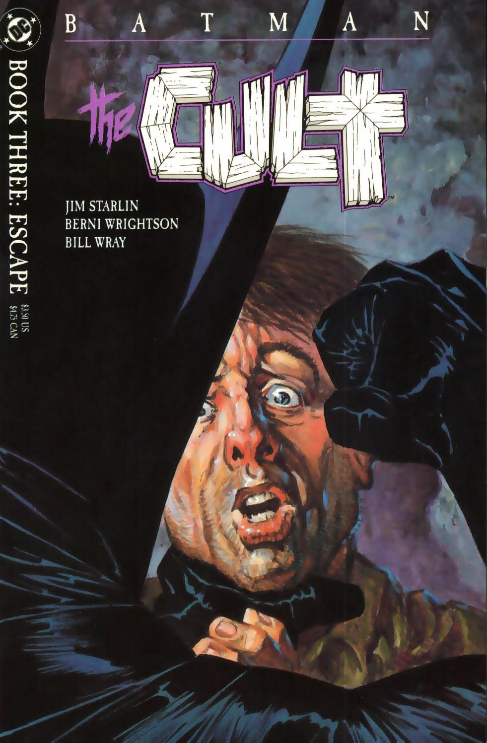 Batman: The Cult Vol 1 3