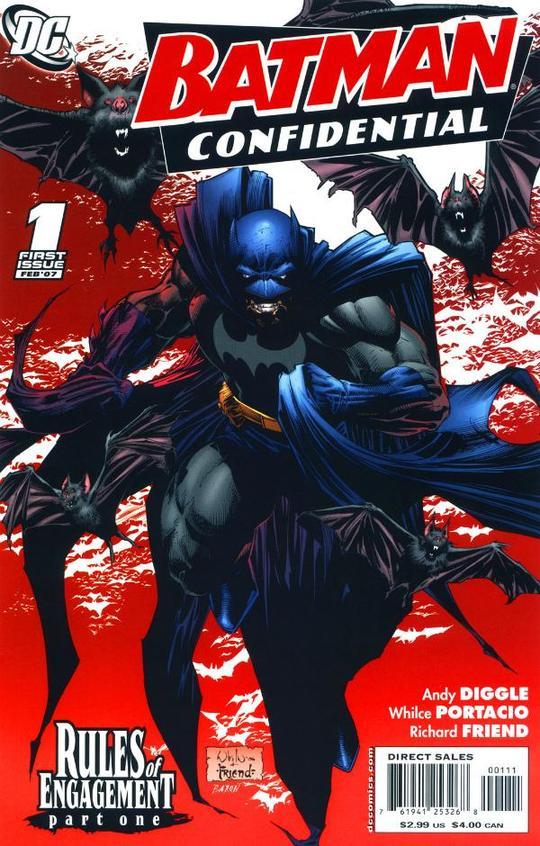 Batman Confidential Vol 1