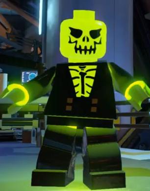 Derek Powers (Lego Batman)