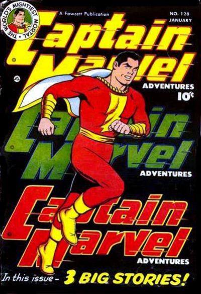 Captain Marvel Adventures Vol 1 128