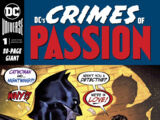 DC's Crimes of Passion Vol 1 1