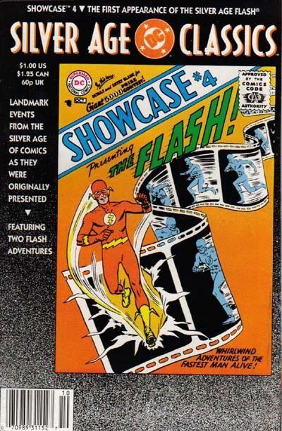 DC Silver Age Classics: Showcase Vol 1 4