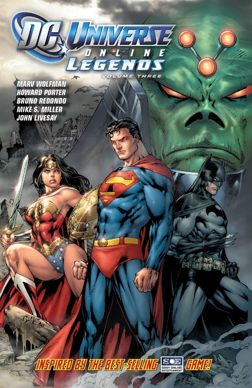 DC Universe Online Legends: Vol 3 (Collected)