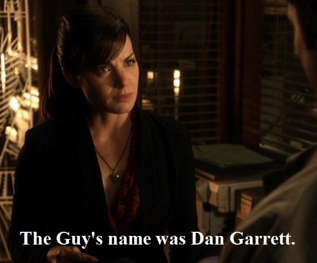 Daniel Garrett (Smallville)