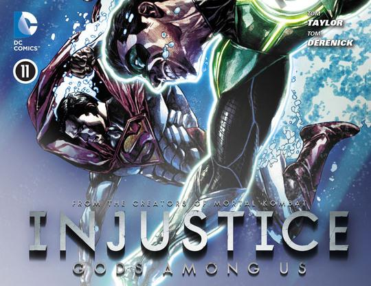 Injustice: Gods Among Us Vol 1 11 (Digital)
