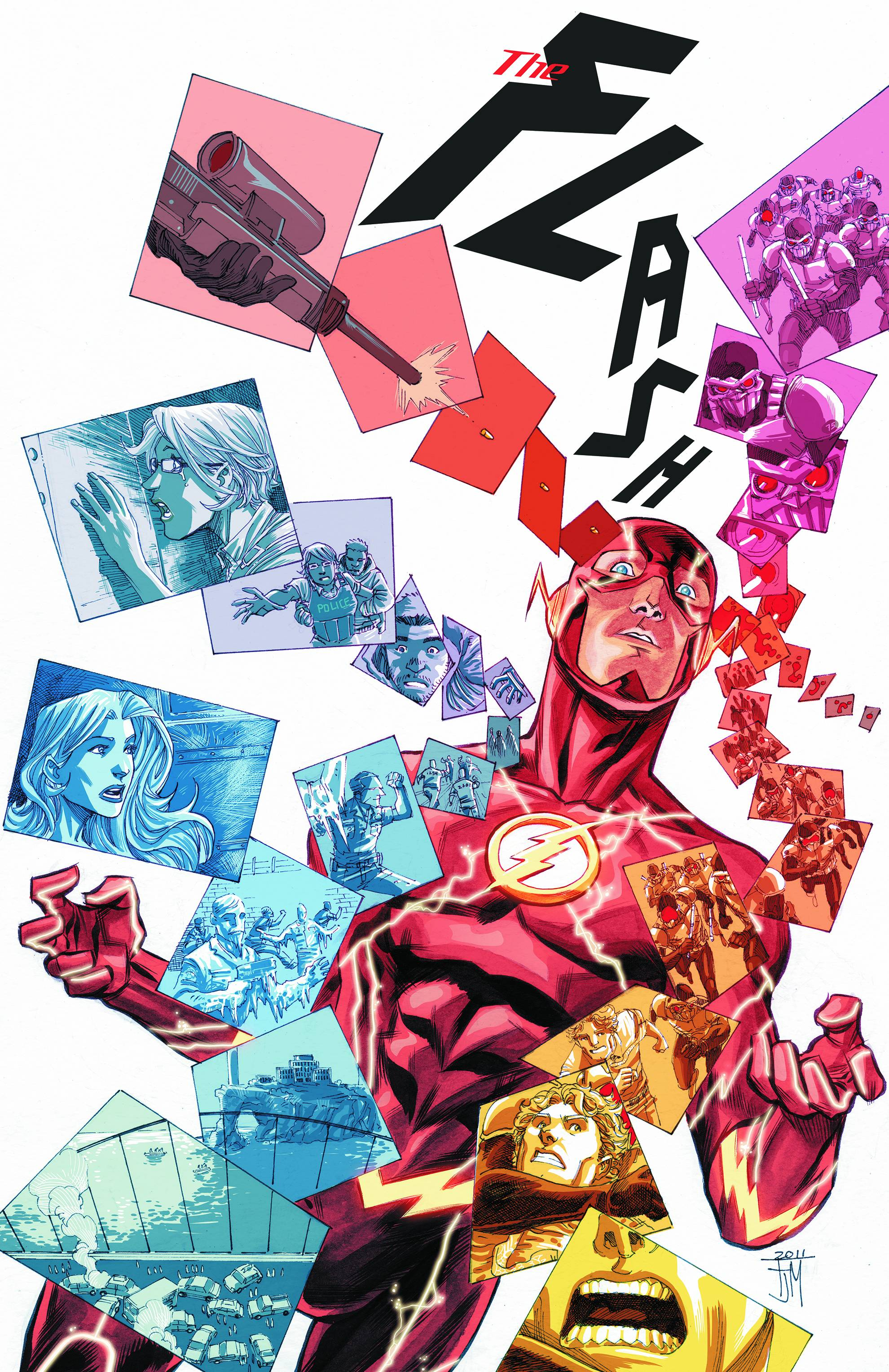 The Flash Vol 4 4