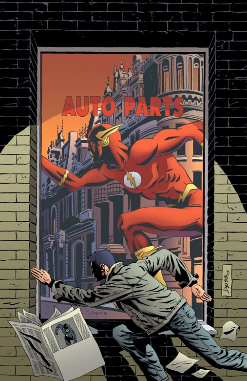 The Flash Vol 2 201