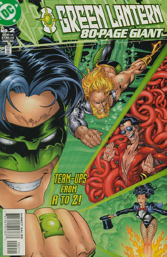 Green Lantern 80-Page Giant Vol 1 2